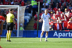 March 24, 2019 - Cardiff, United Kingdom - Juraj Kucka during the UEFA European Championship Group E Qualifying match between Wales and Slovakia at the Cardiff City Stadium, Cardiff on Sunday 24th March 2019. (Credit Image: © Mi News/NurPhoto via ZUMA Press)