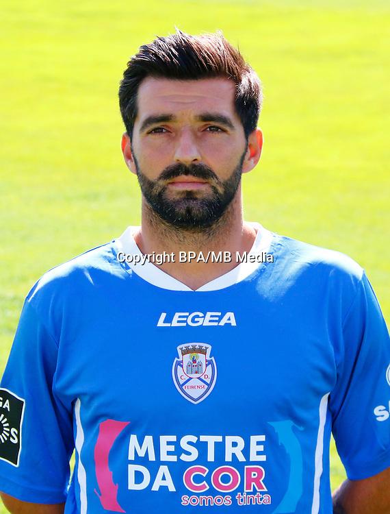Portugal - Primera Liga NOS 2016-2017 / <br /> ( CD Feirense ) - <br /> Sergio Filipe da Silva Barge &quot; Sergio Barge &quot;