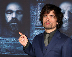 Peter Dinklage at the Game of Thrones Season 6 Premiere Screening at the TCL Chinese Theater IMAX on April 10, 2016 in Los Angeles, CA. EXPA Pictures © 2016, PhotoCredit: EXPA/ Photoshot/ Kerry Wayne<br /> <br /> *****ATTENTION - for AUT, SLO, CRO, SRB, BIH, MAZ, SUI only*****