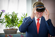 King Willem-Alexander Visits Anthura Specialized In Orchids And Anthurium - 01 June 2018