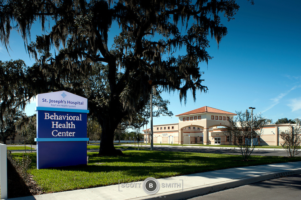 St Joesph S Hospita L Baycare Healthcare System Behavioral Health