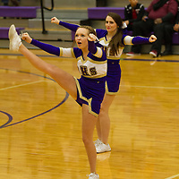 2-8-14 BV SR CHEERLEADERS - Farmington