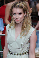 Emma Roberts  London, UK, 27 May 2010: European Premiere of Sex And The City 2, Leicester Square gardens. For piQtured Sales contact: Ian@piqtured.com Tel: +44(0)791 626 2580 (Picture by Richard Goldschmidt/Piqtured)