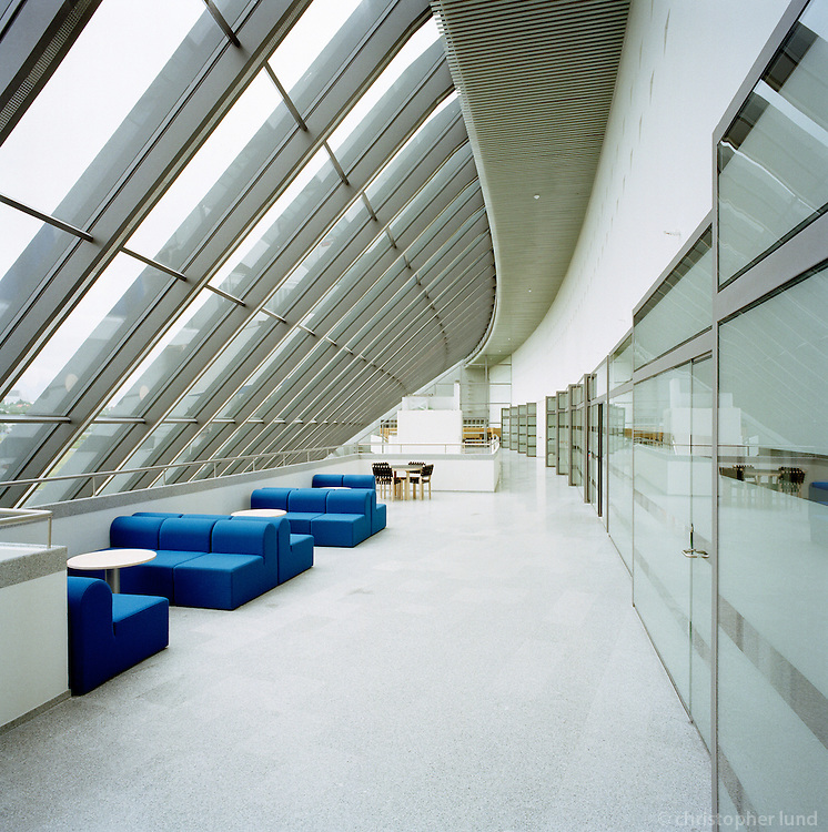 Askja, University of Iceland. The building is for Biology, Geology, General physical geology, Glacial geology and more. Architect is Dr. Maggi J&oacute;nsson.<br /> <br /> Askja n&aacute;tt&uacute;rufr&aelig;&eth;ah&uacute;s H&aacute;sk&oacute;la &Iacute;slands, h&yacute;sir l&iacute;ffr&aelig;&eth;i, jar&eth;fr&aelig;&eth;i, jar&eth;e&eth;lisfr&aelig;&eth;i, landfr&aelig;&eth;i og fer&eth;am&aacute;lafr&aelig;&eth;i, Jar&eth;e&eth;lisfr&aelig;&eth;istofu, Jar&eth;- og landfr&aelig;&eth;istofu, L&iacute;ffr&aelig;&eth;istofnun og Norr&aelig;nu eldfjallast&ouml;&eth;ina.&amp;#xD;Arkitekt h&uacute;ssins erIISL Dr. Maggi J&oacute;nsson.