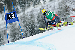 21.01.2011, Hahnenkamm, Kitzbuehel, AUT, FIS World Cup Ski Alpin, Men, Super G, im Bild // Ivica Kostelic (CRO) // during the men super g race at the FIS Alpine skiing World cup in Kitzbuehel, EXPA Pictures © 2011, PhotoCredit: EXPA/ S. Zangrando