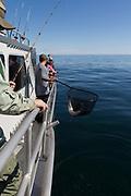 Fiske med kapten Nik Ranta i Seward, Alaska<br /> <br /> Photographer: Christina Sjogren<br /> <br /> Copyright 2018, All Rights Reserved