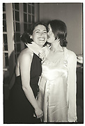 Louise Wilson, Jane Wilson Vanity Fair Serpentine Gala dinner. June 1995,