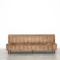 Vintage brown couch