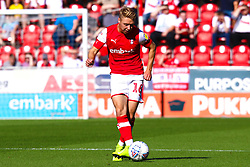 Jamie Lindsay of Rotherham United - Mandatory by-line: Ryan Crockett/JMP - 21/09/2019 - FOOTBALL - Aesseal New York Stadium - Rotherham, England - Rotherham United v Shrewsbury Town - Sky Bet League One