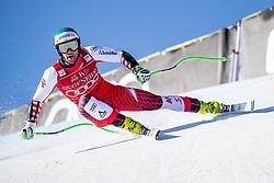 24.01.2020, Streif, Kitzbühel, AUT, FIS Weltcup Ski Alpin, SuperG, Herren, im Bild Vincent Kriechmayr (AUT) // Vincent Kriechmayr of Austria in action during his run for the men's SuperG of FIS Ski Alpine World Cup at the Streif in Kitzbühel, Austria on 2020/01/24. EXPA Pictures © 2020, PhotoCredit: EXPA/ Johann Groder