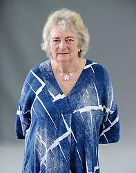 Pictured: Historical novelist Lindsey Davis at the Book Festival.<br /> <br /> © Dave Johnston / EEm