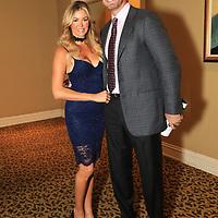 Lauren and Chris Pronger