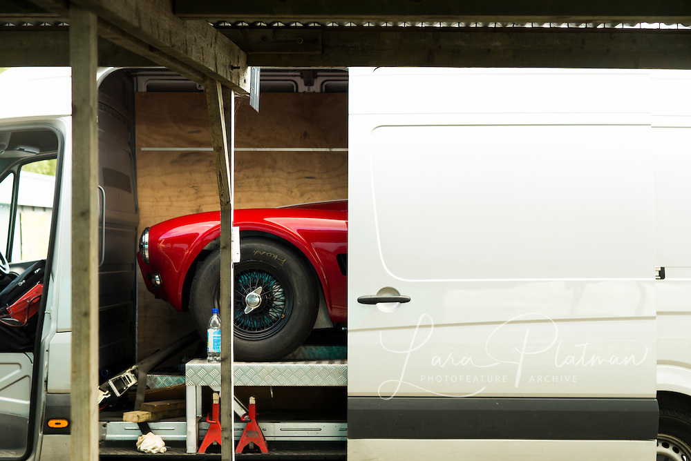 Mission Motorsport, all photographs by Lara Platman