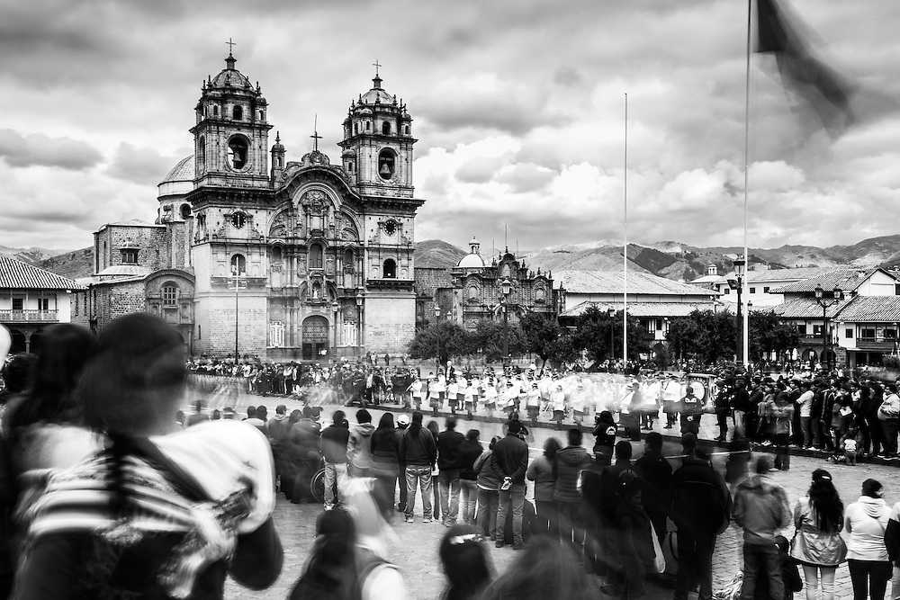 Where: Cuzco, Peru.<br />