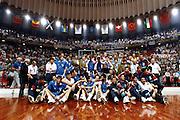 Europei Roma 1991 - Gruppo delle squadre premiate
