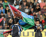 Twickenham, GREAT BRITAIN,  during the Guinness Premiership Game, Harlequins [Quins] vs Leicester Tigers, at the Twickenham Stoop 06/01/2008 [Mandatory credit Peter Spurrier/ Intersport Images].