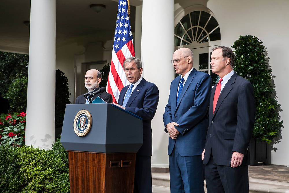 on Capitol Hill on Thursday, September 18, 2008 in Washington, DC. Brendan Hoffman for the New York Times