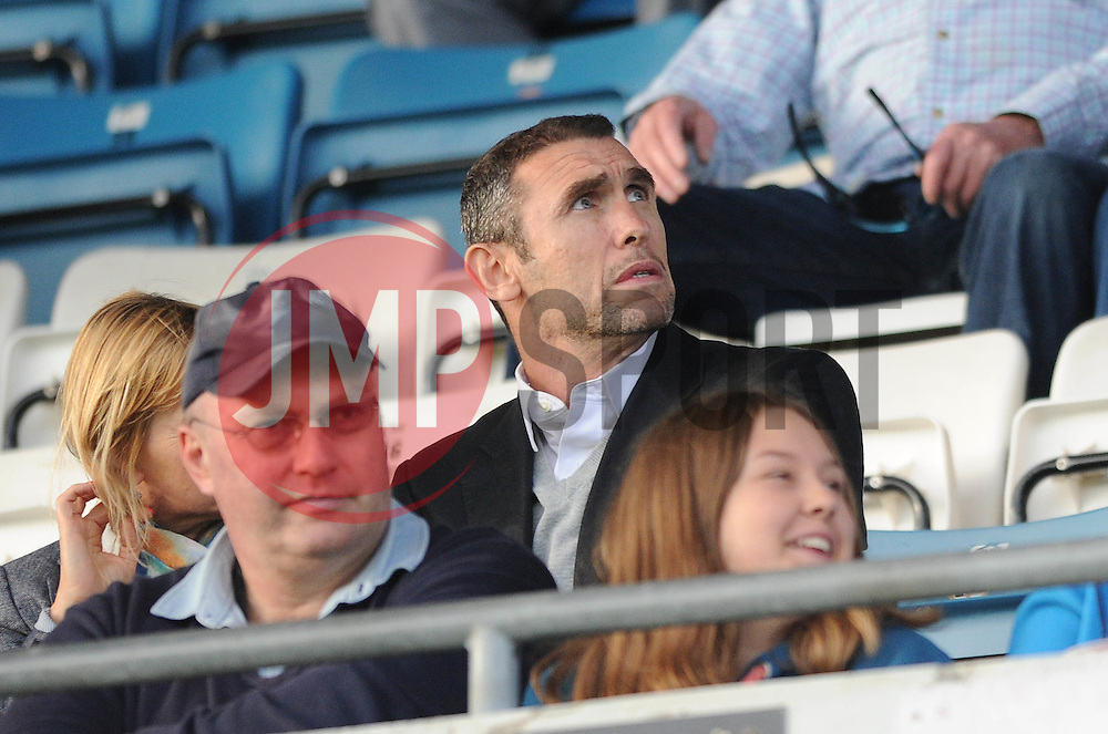 Martin Keown is spotted watching Bristol Rovers v Reading at the Memorial Stadium, Bristol - Mandatory by-line: Dougie Allward/JMP - 21/07/2015 - SPORT - FOOTBALL - Bristol,England - Memorial Stadium - Bristol Rovers v Reading - Pre-Season Friendly