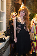 CHARLOTTE TILBURY, Tatler magazine Jubilee party with Thomas Pink. The Ritz, Piccadilly. London. 2 May 2012