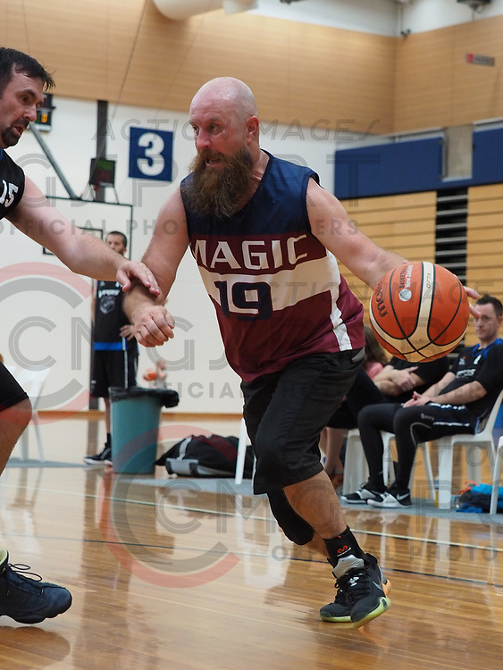 BASKETBALL<br /> CHOX<br /> VIPERS<br /> NZ Masters Games 2018<br /> Photo byDAVID STEER CMGSPORT<br /> www.cmgsport.co.nz