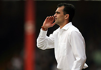 Photo: Rich Eaton.<br /> <br /> Bristol City v Swansea City. Coca Cola League 1. 07/04/2007. Roberto Martinez manager of Swansea