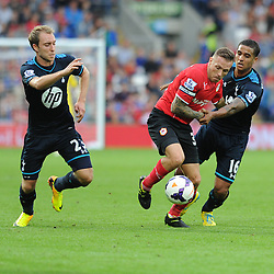 Cardiff City v Tottenham Hotspur