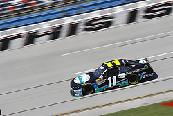 April 27, 2018 - Talladega, Alabama, United States of America - Ryan Truex (11) brings his race car down the front stretch during practice for the Spark Energy 300 at Talladega Superspeedway in Talladega, Alabama. (Credit Image: © Chris Owens Asp Inc/ASP via ZUMA Wire)