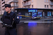 Paris Attacks, Porte De Vincennes, Kosher Store