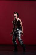 Dancer Gareth Okan.