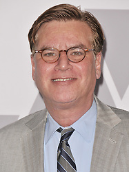 Aaron Sorkin arrives at the 90th Annual Academy Awards Nominee Luncheon held at the Beverly Hilton in Beverly Hills, CA on Monday, February 5, 2018. (Photo By Sthanlee B. Mirador/Sipa USA)