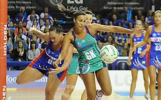 Auckland-Netball, ANZ Championship, Mystics v Vixen, March 25
