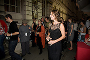 ANNA WALTON, Film 4 Summer Screen at Somerset House. guillermo del Toro's Hellboy 11: The Golden Army. 31 July 2008. *** Local Caption *** -DO NOT ARCHIVE-© Copyright Photograph by Dafydd Jones. 248 Clapham Rd. London SW9 0PZ. Tel 0207 820 0771. www.dafjones.com.