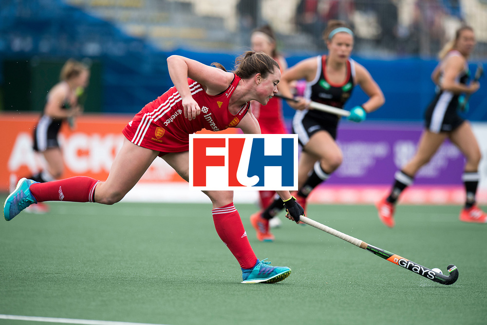 AUCKLAND - Sentinel Hockey World League final women<br /> Match id 10293<br /> 03 England v Germany <br /> Foto: <br /> WORLDSPORTPICS COPYRIGHT FRANK UIJLENBROEK