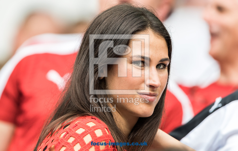 Nina Gamauf during the UEFA Euro 2016 match at Stade Velodrome, Marseille, France.<br /> Picture by EXPA Pictures/Focus Images Ltd 07814482222<br /> 22/06/2016<br /> *** UK &amp; IRELAND ONLY ***<br /> EXPA-FEI-160622-5005.jpg