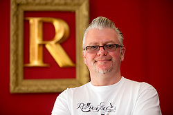 Simon Rutherford, at Rutherfords Micropub in Kelso.