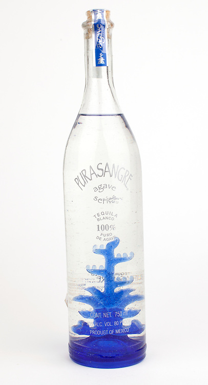 Pura Sangre blanco -- Image originally appeared in the Tequila Matchmaker: http://tequilamatchmaker.com
