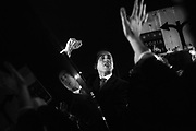Luigi Di Maio meets his supporters in Volla (NA) on 6 March 2018. Christian Mantuano / OneShot