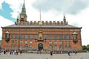Copenhagen City Hall, Denmark