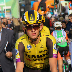 12-10-2019: Cycling: Il Lombardia: Como <br />Koen Bouwman