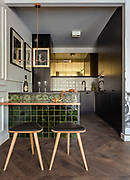 Apartment in Krakow Poland. Professional interior and exterior photography by Piotr Gesicki