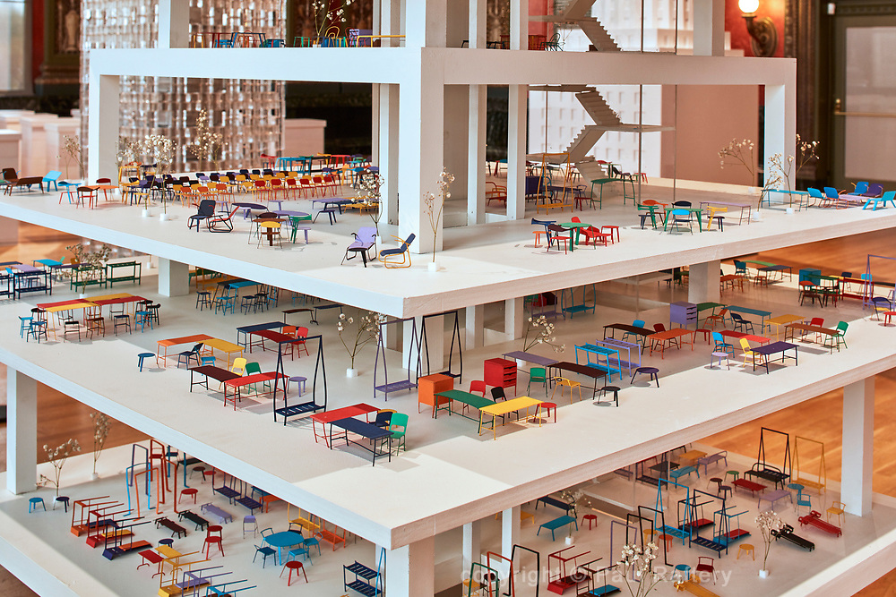Vertical City, Chicago Biennial
