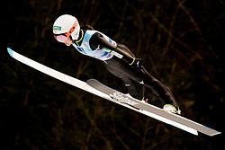 February 8, 2019 - Sara Takanashi of Japan on first competition day of the FIS Ski Jumping World Cup Ladies Ljubno on February 8, 2019 in Ljubno, Slovenia. (Credit Image: © Rok Rakun/Pacific Press via ZUMA Wire)