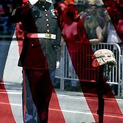 U.S.Marine Salute