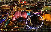 Hotels & Lights of Las Vegas