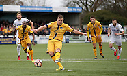 Sutton United Training - 16 Feb 2017