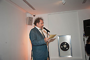 MIKE FIGGIS, Deutsche Börse photography prize: 2013. Photographer's Gallery. London. 11 June 2013.