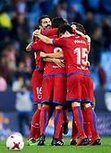 Malaga vs Numancia - Copa Del Rey