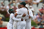 Cricket - South Africa v England 2015 2nd Test D5 Cape Town