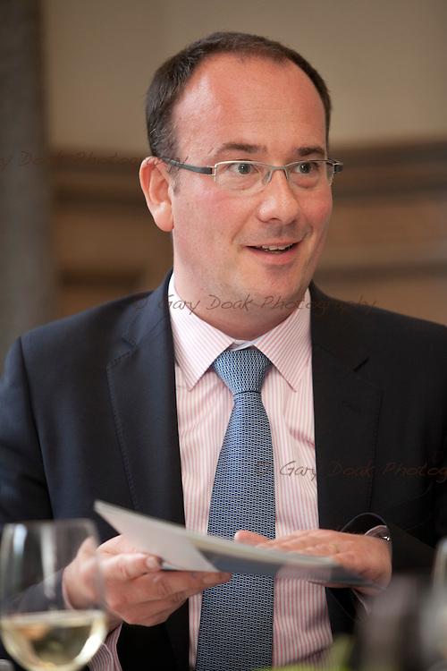 ICAS roundtable event, Bonham Hotel, Edinburgh<br /> Jonathan Loukes