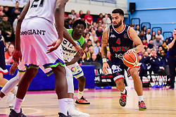 Lewis Champion of Bristol Flyers - Photo mandatory by-line: Ryan Hiscott/JMP - 13/04/2019 - BASKETBALL - SGS Wise Arena - Bristol, England - Bristol Flyers v Manchester Giants - British Basketball League Championship